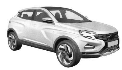 «АвтоВАЗ» запатентовал кроссовер LADA