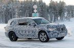 Тесты нового Mercedes GLS