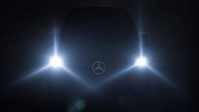 Новый Mercedes Sprinter