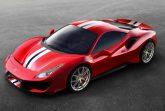 Ferrari представила 488 Pista