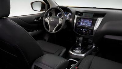 Рамный внедорожник Nissan Terra