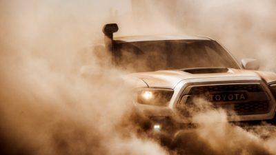 Toyota обновила офф-роуд пакет