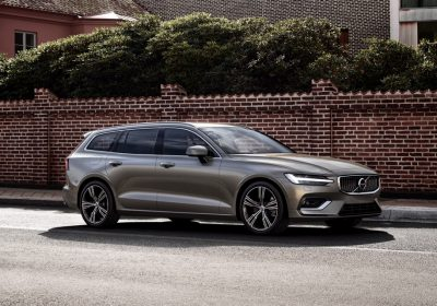 Volvo V60 нового поколения