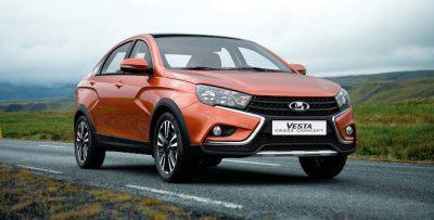 Выпуск кросс-версии седана Vesta отложен
