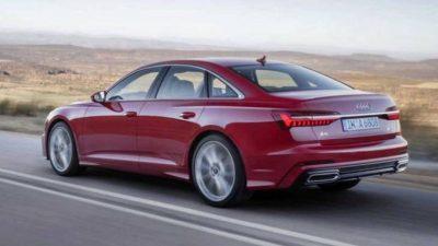 Audi A6 нового поколения