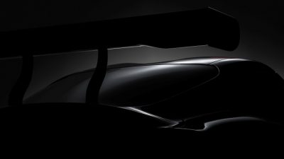 Тизер новой Toyota Supra