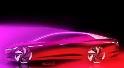 Новый седан Volkswagen