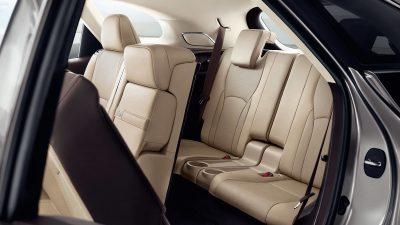 Старт продаж Lexus RX 350L