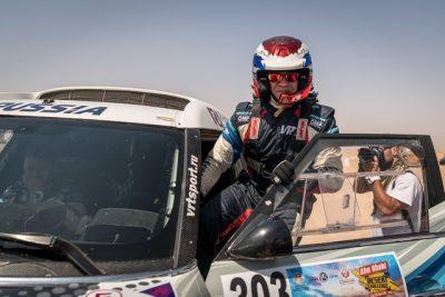 Ралли-рейд Abu Dhabi Desert Challenge