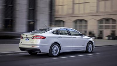Ford обновил Mondeo