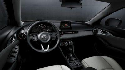 Обновлённый кроссовер Mazda CX-3