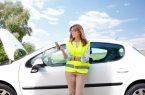 Водителей обязали светоотражающие жилеты