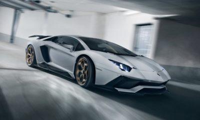 Novitec «прокачала» Lamborghini Aventador