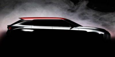 Новый внедорожник Mitsubishi
