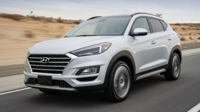 Обновленный Hyundai Tucson