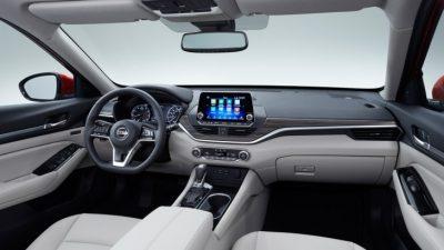 Новый Nissan Altima