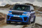 Range Rover Sport SVR оказался быстрее Ferrari