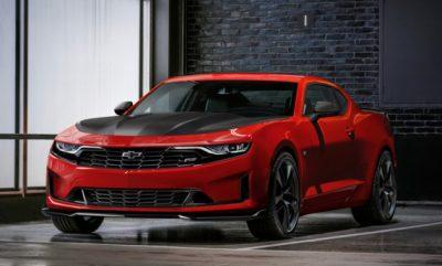 Обновлённый Chevrolet Camaro
