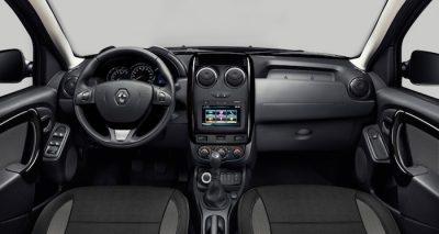 Лимитированный Renault Duster