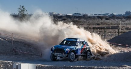 Кубк Мира Qatar Cross Country Rally