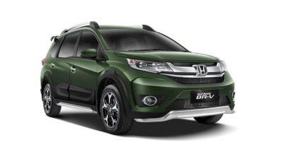 Honda обновила кроссовер BR-V