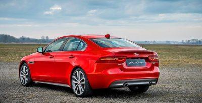 Jaguar XE и XF получили спортивную версию
