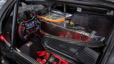 Volkswagen официально рассекретила спортивный электрический прототип I.D. R Pikes Peak