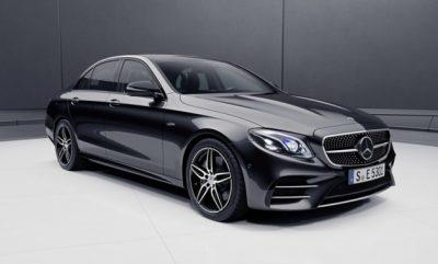 Mercedes обновил E-Class