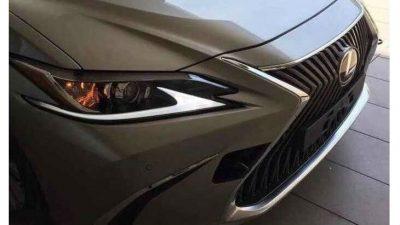 Дизайн нового Lexus ES
