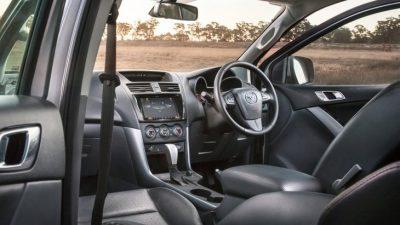 Обновленный пикап Mazda BT-50