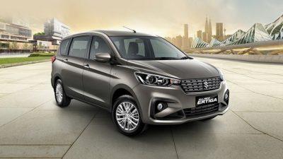 Новый Suzuki Ertiga