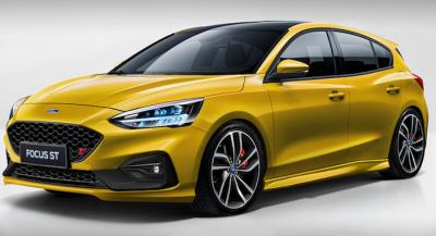 Новый Ford Focus ST - подробности