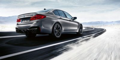 Цена на BMW M5 Competition для РФ