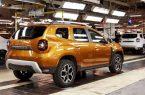 Новый кроссовер от Dacia