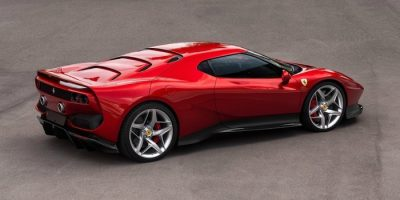 Уникальный Ferrari SP38