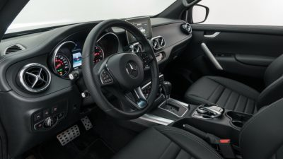 Пикап Mercedes X-Class от Brabus