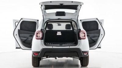 Renault Duster превратили в фургон