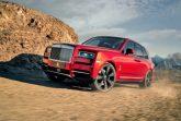 Rolls-Royce представил Cullinan