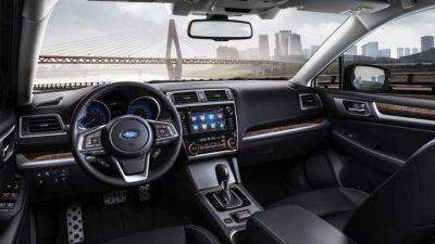 Subaru Legacy вернулся в РФ