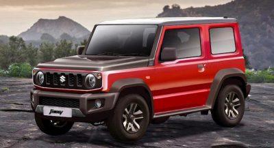 Производство нового Suzuki Jimny