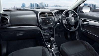 Suzuki обновила Vitara Brezza