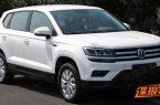 Внедорожник Volkswagen Tharu