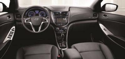 Hyundai обновил прежний Solaris
