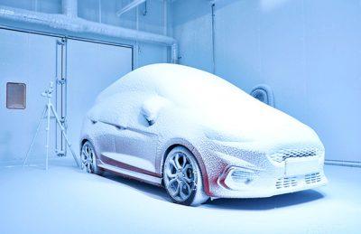 «Фабрику погоды» от Ford