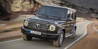 Новый Mercedes G-Class получит дизель