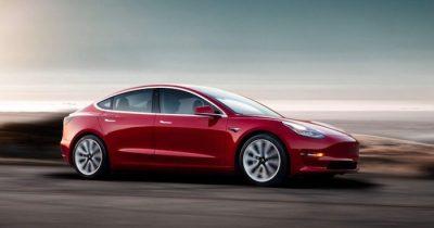 Двухмоторные Tesla Model 3