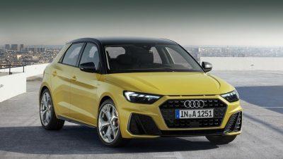 Фотографии новой Audi A1