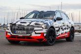 Audi отменила презентацию e-tron