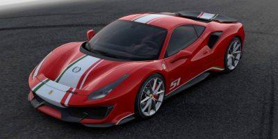 Особый суперкар Ferrari