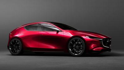 Новую Mazda3 представят осенью